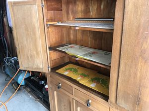 Antique cabinet for Sale in Baltimore, OH