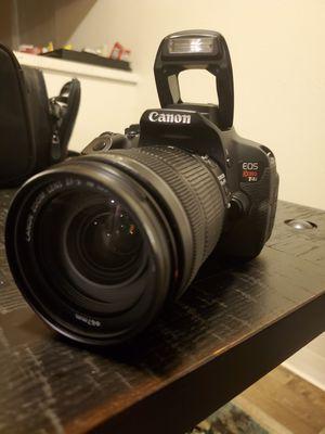 Canon t4i bundle! for Sale in Sacramento, CA