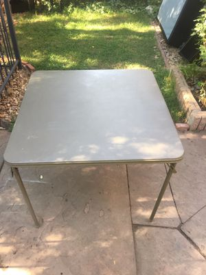 Folding Picnic Table for Sale in Denver, CO