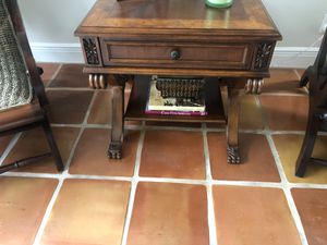 Coffee table. End table. Console table. Set of three for Sale in Boca Raton, FL