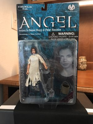 Cordelia from Angel slave Cordelia action figure for Sale in Lincoln, MA