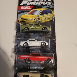 Hot Wheels Fast And Furious for Sale in Pomona, CA
