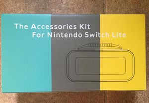 Nintendo Switch Lite Case Bundle- Brand New for Sale in Hudson, FL
