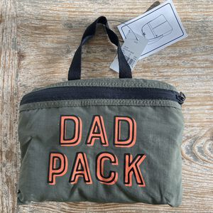 """*MENS PACKABLE COMPACT OLIVE GREEN BACKPACK JUST FOR DAD """" DAD PACK """" for Sale in Long Beach, CA"""