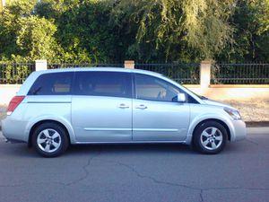 2009 Nissan Quest S Minivan for Sale in Glendale, AZ