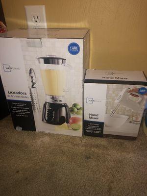Blender and mixer for Sale in Hampton, VA