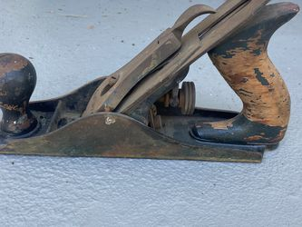 Vintage No. 3 Stanley Bailey Wood Plane for Sale in Santa Ana,  CA