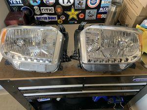 2016 Tundra Headlights for Sale in San Antonio, TX