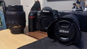 Nikon D7000 with 2 Lenses for Sale in NO HUNTINGDON, PA