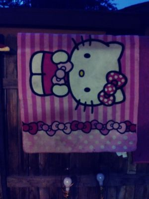 Hello Kitty rug for Sale in Bakersfield, CA