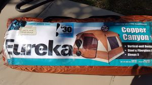 Eureka Copper Canyon 10x10 Tent for Sale in Drakes Branch, VA