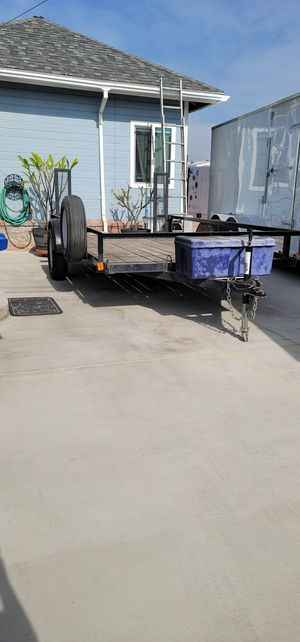 2008 6.8 X 12ft Trailer ON HOLD TILL SUNDAY 29th for Sale in Chula Vista, CA
