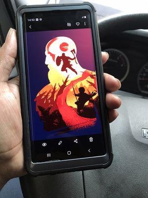 Note 9 cómo nuevo liberado para cualquier compañía 128 gb for Sale in Alexandria, VA
