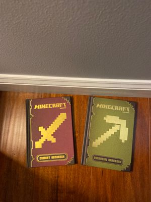 Minecraft Books for Sale in Milpitas, CA