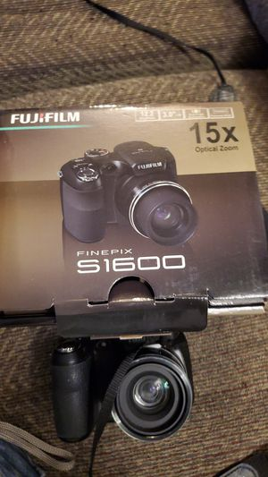 Fujifilm Finepix s1600 digital camera works great! for Sale in Reinholds, PA