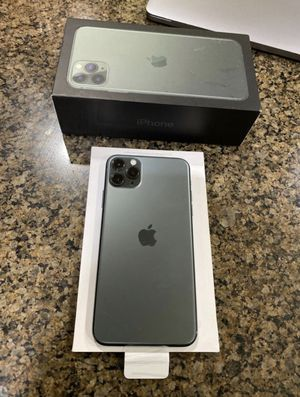Apple iPhone 11 Pro Max Unlocked for Sale in Los Angeles, CA