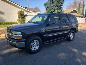 2005 Chevy Tahoe parts read description for Sale in Riverside, CA