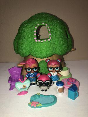 LOL Surprise Teacher's Pet & Treehouse for Sale in San Antonio, TX
