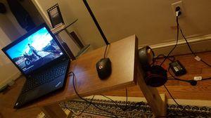 Ergo low-profile laptop gaming desk for Sale in Richmond, VA
