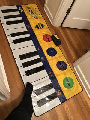 Large piano music mat kids toy for Sale in Oregon City, OR