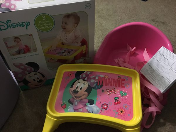 Booster Seat 3-In-1