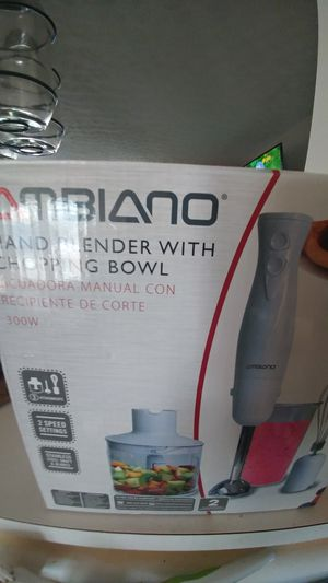 Immersion/Hand Blender for Sale in Baltimore, MD