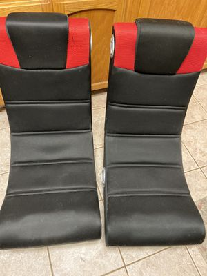 Xrocker gaming chairs for Sale in Tracy, CA