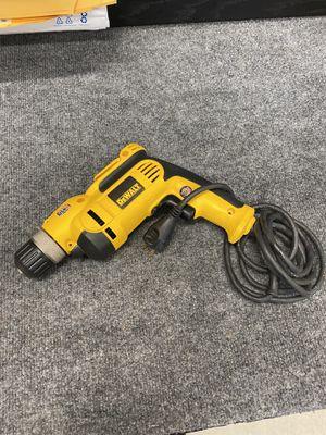 Dewalt 8 amp 3/8 Drill for Sale in Olympia, WA