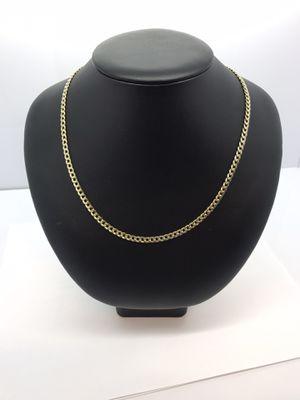18k Gold Cuban Chain New for Sale in Renton, WA