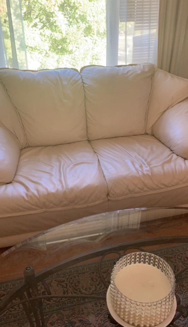 WHOLE SET Living room furnitures Sofas, chair, lamp shades and tables