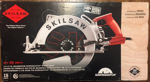 Skillsaw sawsquatch big foot for Sale in Tulare, CA