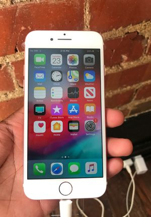 iPhone 7 Rose Gold 128gb (Unlocked) for Sale in Silver Spring, MD