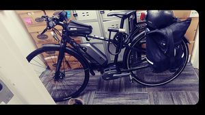 Raleigh electric bicycle for Sale in Lincoln, RI