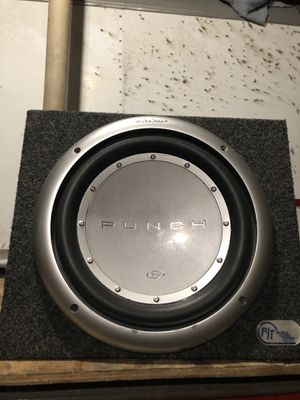 Bocina Punch P3 for Sale in Arlington, TX