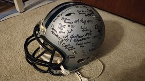 2016 signed State Championship helmet for Sale in Appomattox, VA