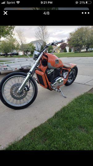 1100cc bobber Honda shadow for Sale in Stickney, IL