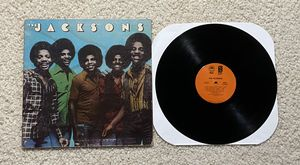 "The Jacksons ""The Jacksons"" vinyl lp 1976 Epic Records Original 1st Pitman Pressing not a reissue beautiful glossy vinyl 70s Soul for Sale in Aliso Viejo, CA"