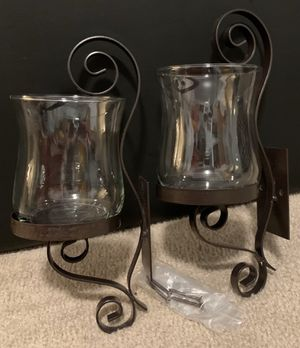 Pillar Candle Holders for Sale in Buckley, WA