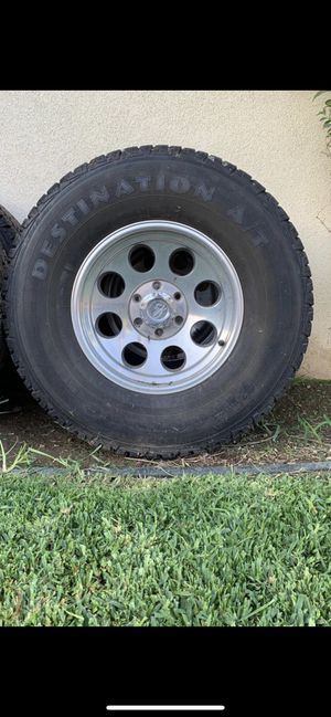 Rims and tires for Sale in La Habra Heights, CA