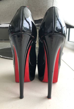 CHRISTIAN LOUBOUTIN heels for Sale in Hallandale Beach, FL