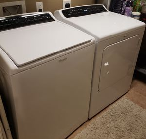 Electric washer and dryer for Sale in Cypress, TX