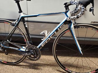 Title Focus Cayo Evo Carbon Road Bike (53cm) 11 Speed - Very Light & Fast (15.4 lbs)!!!!! for Sale in Anaheim,  CA