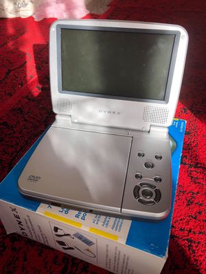 portable dvd player for Sale in Kent, WA
