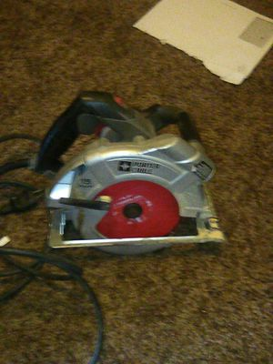 Heavy duty circular saw for Sale in Columbus, OH