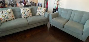 Living Room Sofa and Love Seat for Sale in Salida, CA