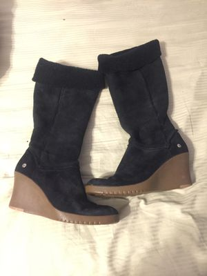 UGG Suede Boots sz 10 for Sale in Sharon, MA