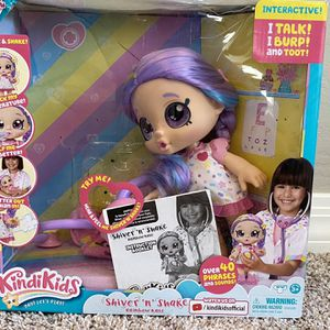Kindi Kids Shiver 'N' Shake Rainbow Kate for Sale in Litchfield Park, AZ