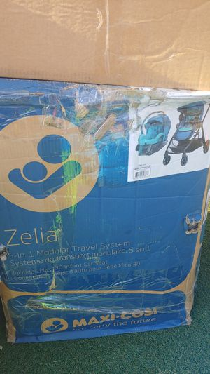 Maxi cosi zelia travel system for Sale in San Diego, CA
