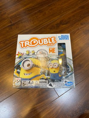 Trouble Board Game for Sale in Clackamas, OR