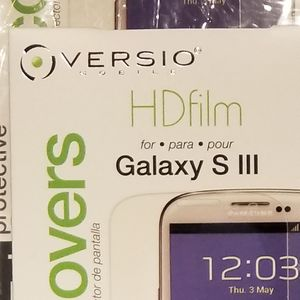 Galaxy S III HD FIlm 3 packs over 500 packs for Sale in Houston, TX